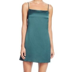 French Connection Silk Slip Dress